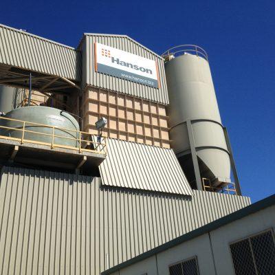 Hanson Concrete Batching Plant